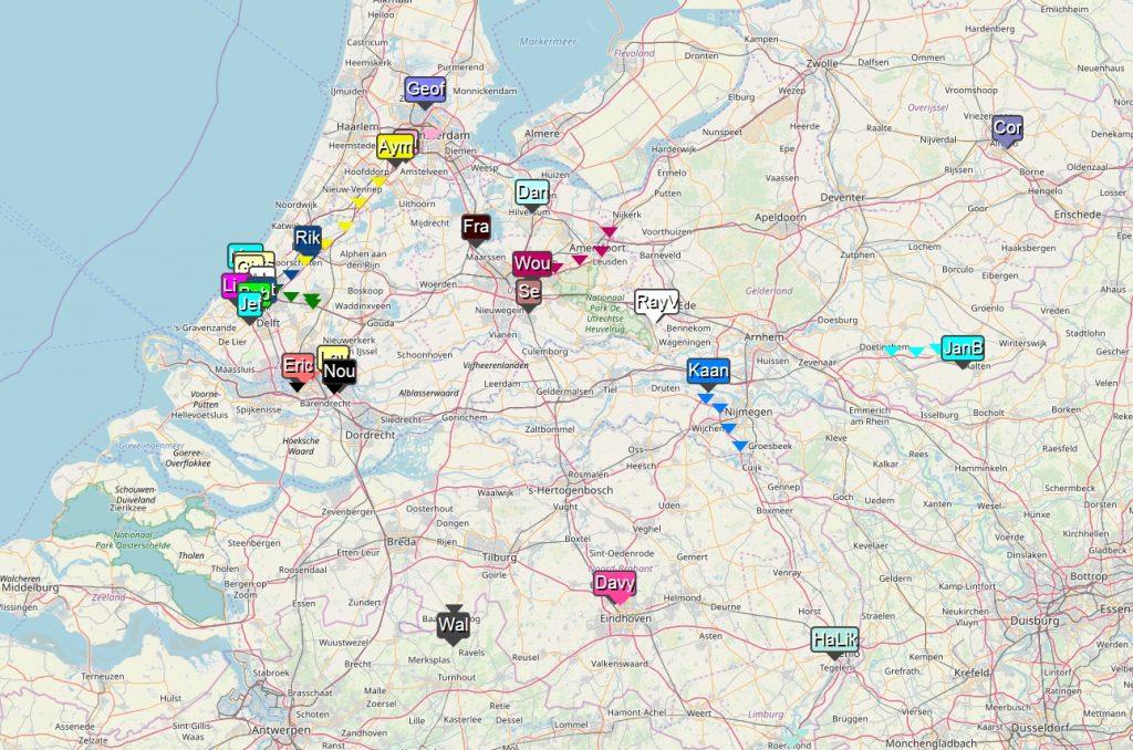 Focus Koeiers Nederland